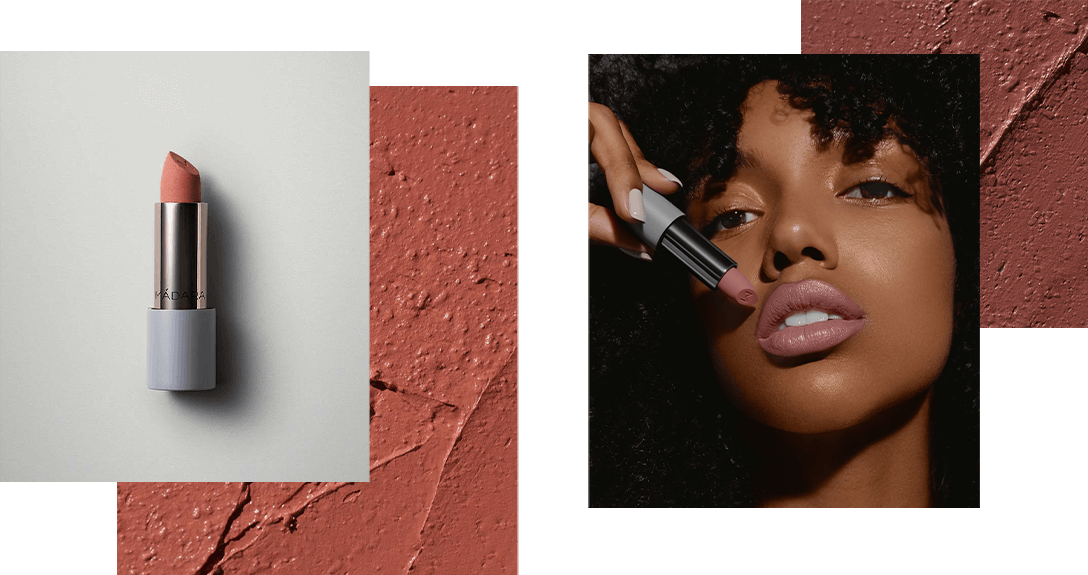 Nude Lipstick, MADARA Cosmetics